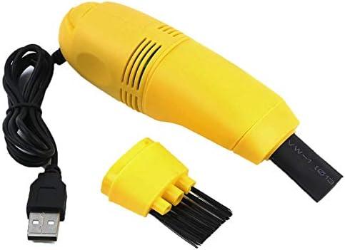 Ningbao651 Mini aspirador USB para teclado del ordenador, mini ...