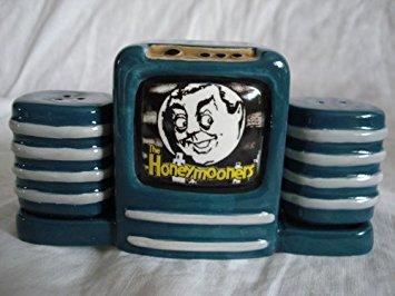 (Vandor The Honeymooners Salt & Pepper Shaker Set)