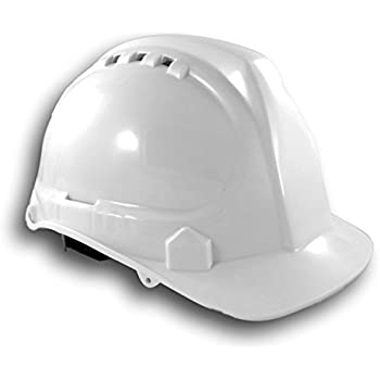 d2bf3132c55 Safety Hard Hat by AMSTON - Adjustable Construction Helmet With  Keep Cool   Vents - Meets OSHA ANSI z89.1 Standards - Personal Protective Equipment