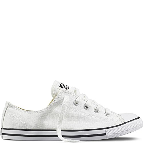 Converse - As Dainty Ox, Sneakers da Donna Bianco (Whitewhite)