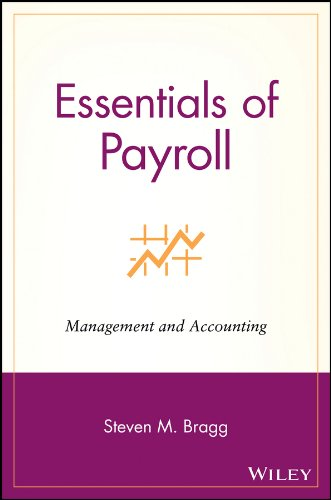 Download Essentials of Payroll: Management and Accounting (Essentials Series) Pdf