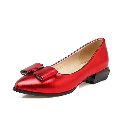 Versión coreana señaló asakuchi zapatos/Dulce poco casual zapatos arco A