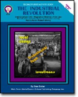 Carson-Dellosa The Industrial Revolution Book