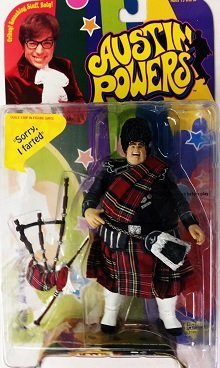 Austin Powers action figure Fat Bastard ()