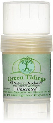 Green Tidings Organic Deodorant Unscented product image