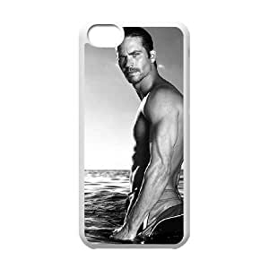 YUAHS(TM) Personalized Hard Back Cover Case for Iphone 5C with Paul Walker YAS135999