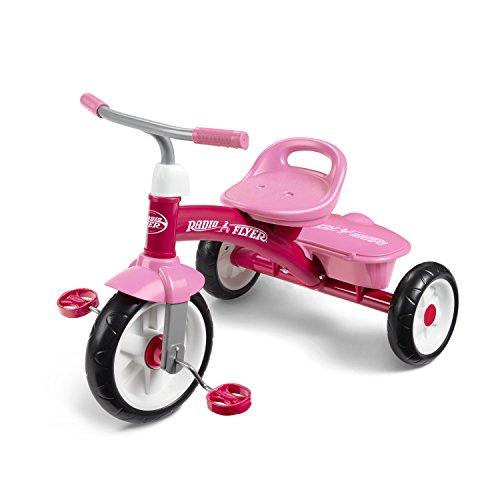Review Radio Flyer Pink Rider