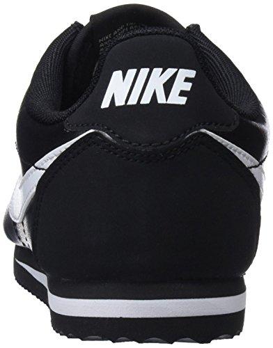 GS Running de Cortez Black Zapatillas para White Nike Blanco Hombre wF56Iqq