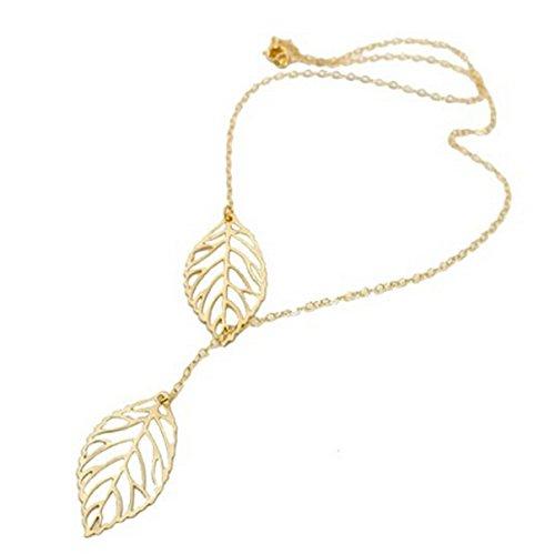 Sankuwen Womens Simple Pendant Necklace