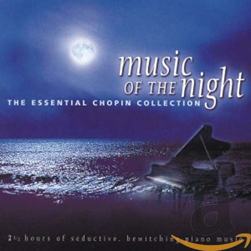 Music Wholesale of the Night: Essential Easy-to-use Collection Chopin