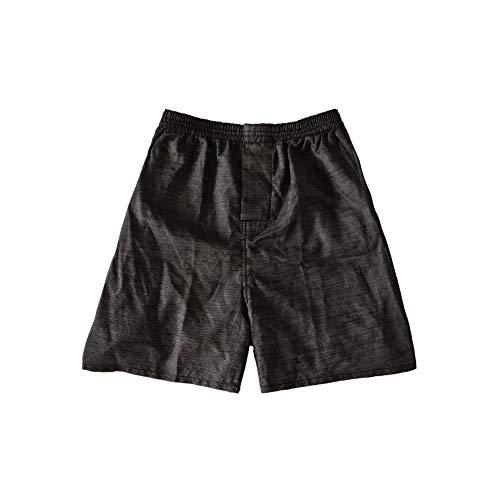orts Cotton Trunks Button Plaid Briefs Checkered Underwear Multipacks B-01X(66#,L) ()