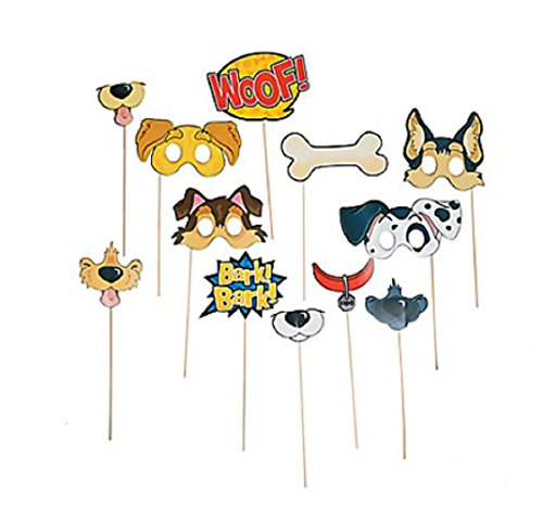 Puppy Dog Party Costume Props