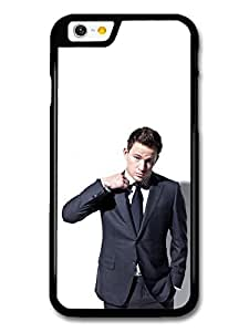 Channing Tatum Wearing Suit Photoshoot case for iPhone 6