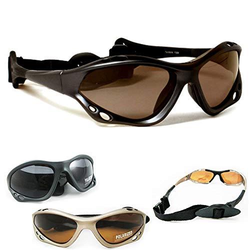 3 Kiteboarding Polarized Sunglasses Headband Water Sports Kitesurfing Designer