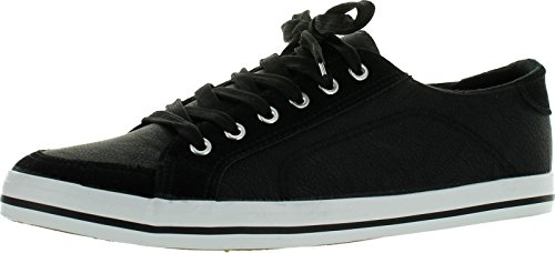 Arider AR6011 Mens Low Top Casual Sporty Sneakers - BLACK-11