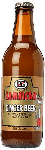 Jamaica Ginger Beer - D & G Ginger Beer