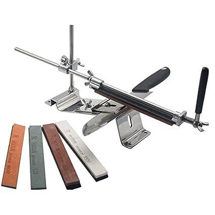 Hicollie Cuchillo de cocina cuchillo profesional lijadora fixed-ángulo versión Fashion cuchillos …