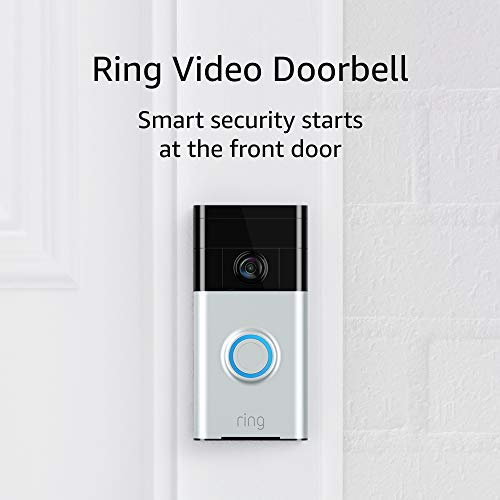Ring Video Doorbell with