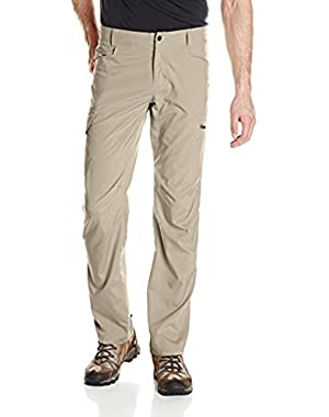 Men's Silver Ridge Stretch Pant, Tusk, 44 x 32