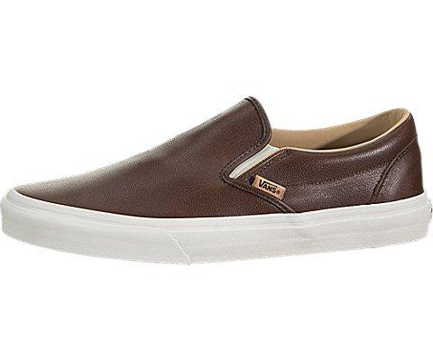 Vans Classic Slip-On Lux Leather