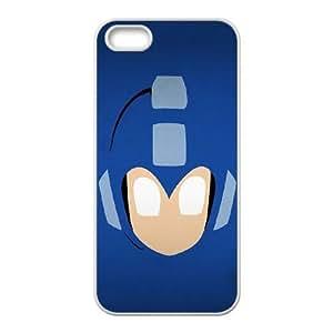 Character Phone Case Capcom Mega Man For iPhone 5, 5S NC1Q03176