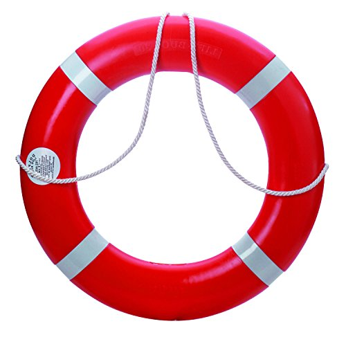 30'' DOCK EDGE Life Ring Buoy by Dock Edge
