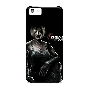 Top Quality Case Cover For Iphone 6 4.7'' Case With Nice Gears Of War 3 Appearance