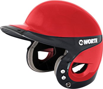Worth Liberty Batting Helmets Scarlet|Na - Worth Liberty Batting Helmet Shopping Results