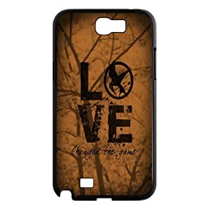 Character Phone Case The hunger games For Samsung Galaxy Note 2 N7100 NC1Q02445