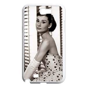Wholesale Cheap Phone Case FOR IPod Touch 4th -Famous Singer Audrey Hepburn Pattern Design-LingYan Store Case 1