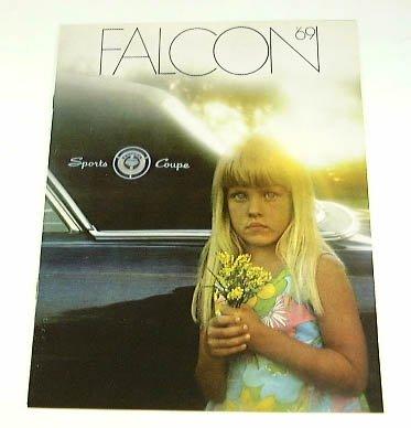 - 1969 69 Ford FALCON BROCHURE Futura Sports Coupe Club