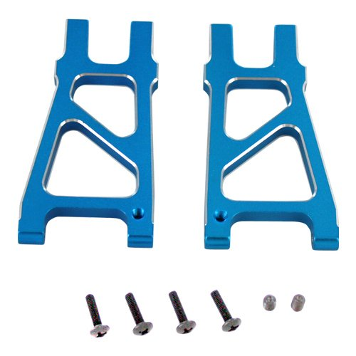 Redcat Racing 08039B Blue Aluminum Rear Lower Arm 2 Pieces
