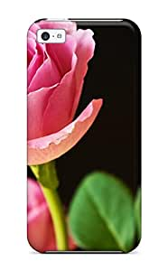 Heidiy Wattsiez's Shop Best Tpu Case Cover Compatible For Iphone 5c/ Hot Case/ Best Pink Roses