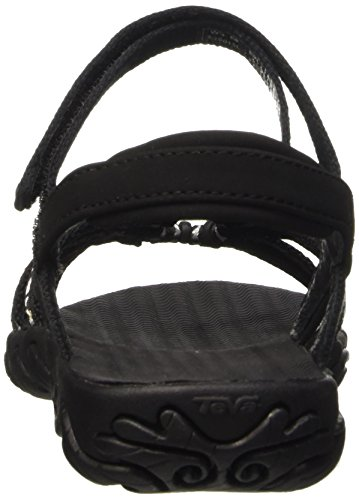 Teva Black Noir Lifestyle Kayenta Sandal Outdoor Sports and Cdbc Women's rq0w8Xr