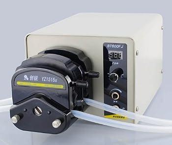 Gowe® High Precision Dosing Peristaltic Pump BT600FJ/YZ1515x