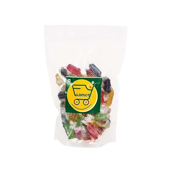 FARMORY Jelly Candy Chocolate Fruits Flavour (100GM)