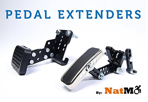 Auto Pedal Extenders for