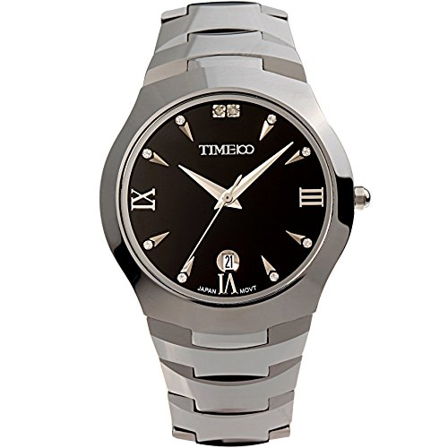 Time100 Calendar Sapphire Tungsten W50028G 01A product image