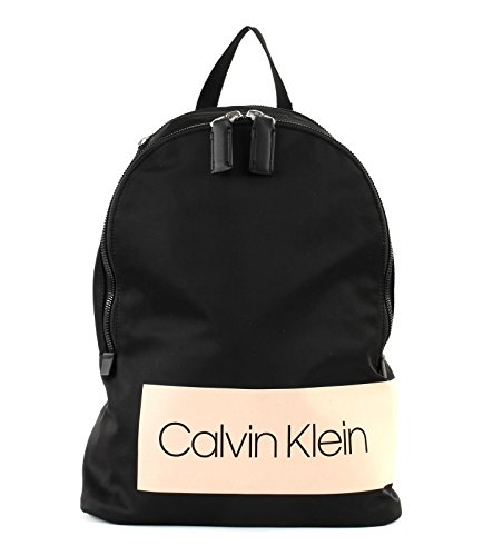 Klein Unisex Nero Out Calvin Back K60k604282 Zaino Block SyfwAPRqT