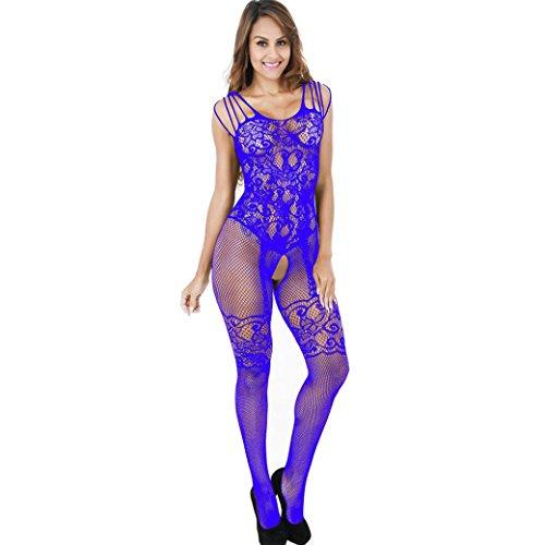 Discount fbR8wawOKPHoYL9 Women Babydoll Lingerie Lace Chemise Halter Nightwear Teddy Dress