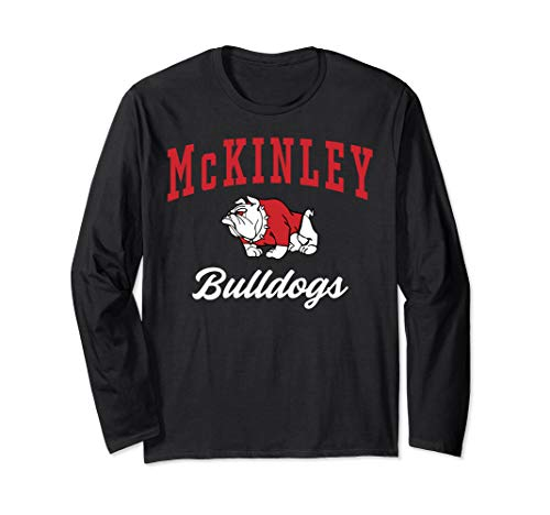 Canton McKinley High School BulldogsLong SleeveT-Shirt C3