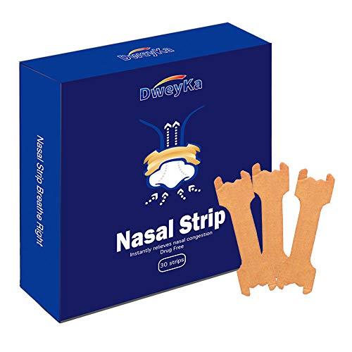 🥇 Tiras Nasales Anti Ronquidos