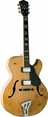 (Washburn Jazz Series J3NK Electric Guitar)