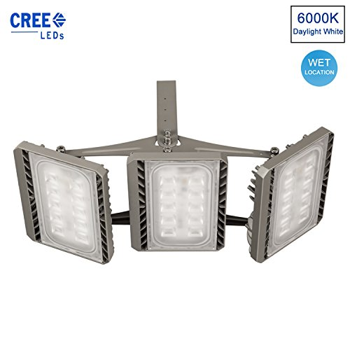 150w led flood light outdoor cree led source 13500lm 6000k