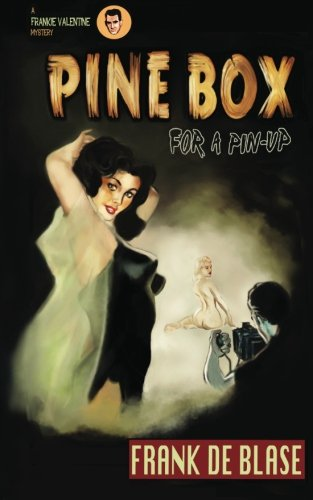 book cover of Pine Box for a Pin-up