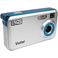 Vivitar 3.1 MP Digital Still Camera (V38-BLUBER)
