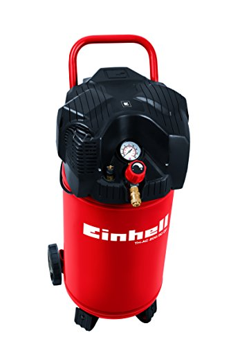 Einhell TH-AC 200/30 OF - Compresor vertical (1100 W, 200...
