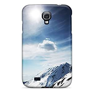 Galaxy Case - Tpu Case Protective For Galaxy S3- Green Glow by icecream design