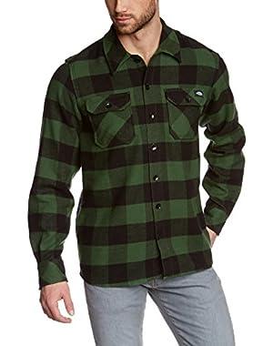 Men's 'Sacramento' Long-sleeved Shirt