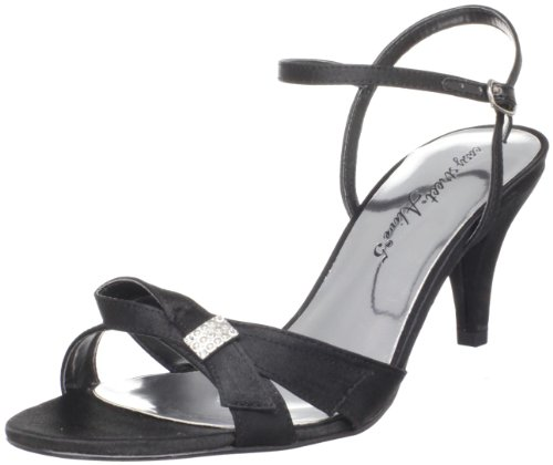 Easy Street Starlet Damen Schwarz Kleid Sandalen Schuhe Neu/Display EU 39,5